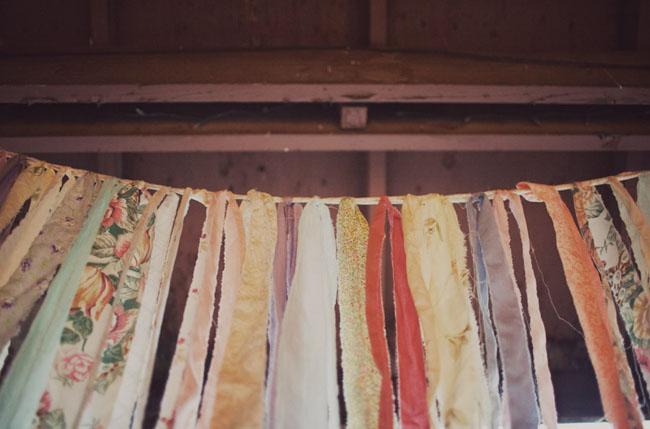 fabric strand line