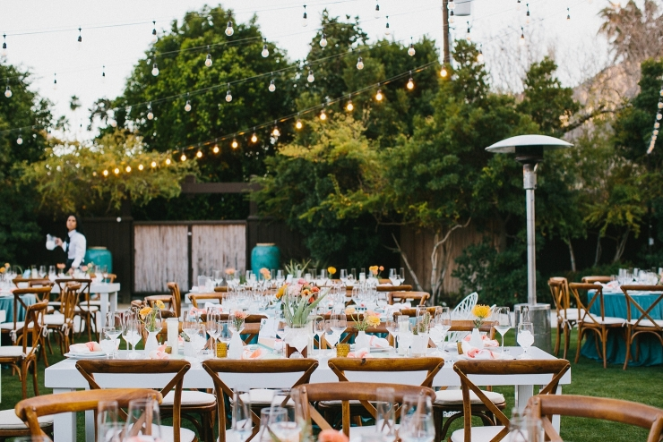 Colony 29 Palm Springs Wedding