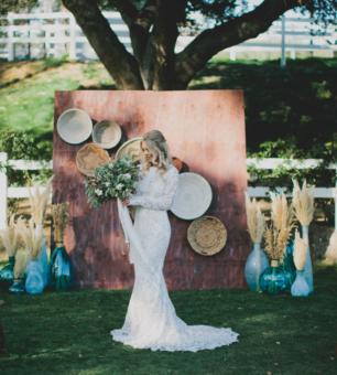 Into the Mystic Wedding Inspiration