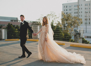 Amanda + Brian Carondelet House Wedding