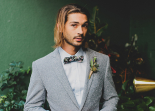 Green Wedding Shoes x Neck and Tie Collaboration