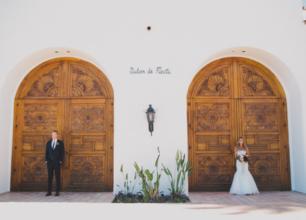 Jaime + Mark La Quinta, Ca Wedding