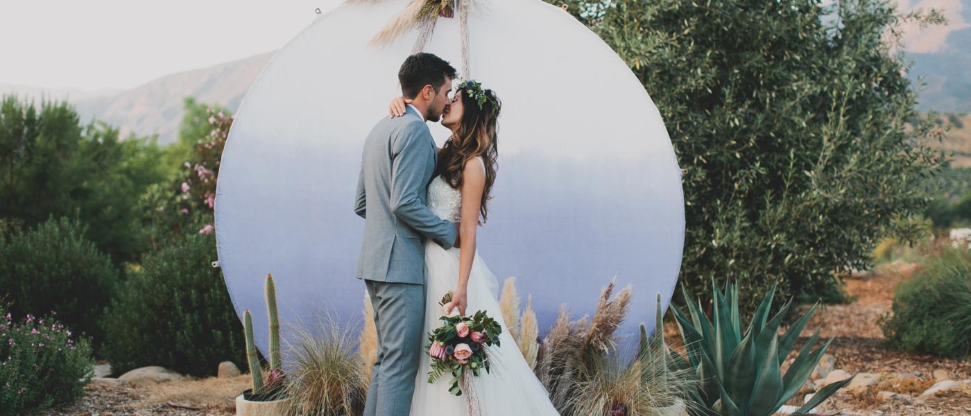 A Southwestern-Inspired Ojai Estate Wedding