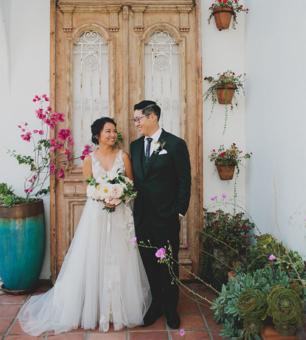 La Ventura Event Center Wedding – Nhi + Sam