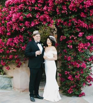 Modern Palm Springs Wedding at Colony 29