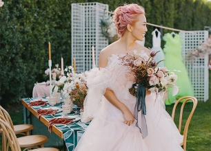 Modern Love Event at Villa Royale, Palm Springs